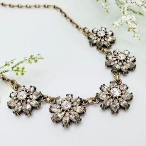 Vintage-look Collar Necklace